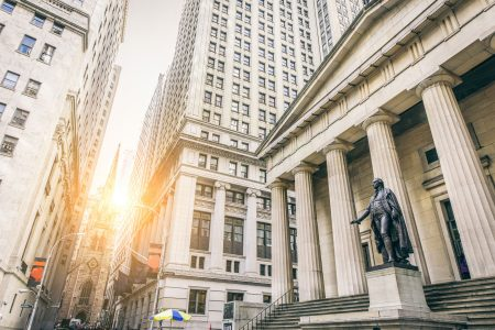 Wall Street - George Washington