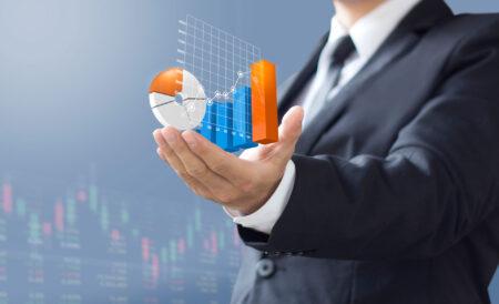 digital rendition of wealth management